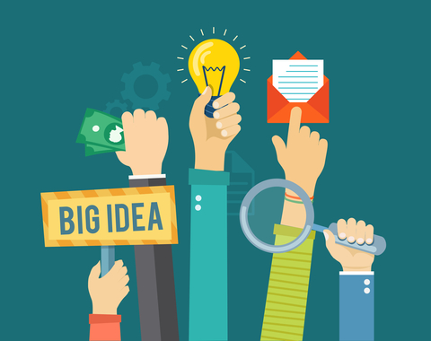 Make your big idea happen!