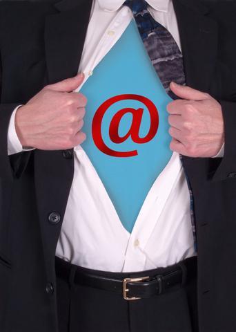 @ super business man