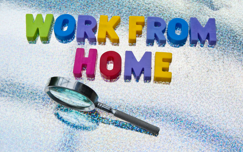 work from home!