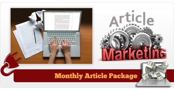 Monthly Article Package