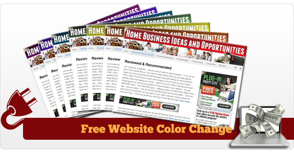 Free Website Color Change