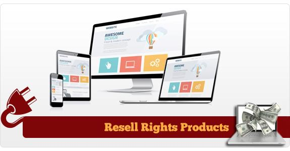 Resell Rights Products