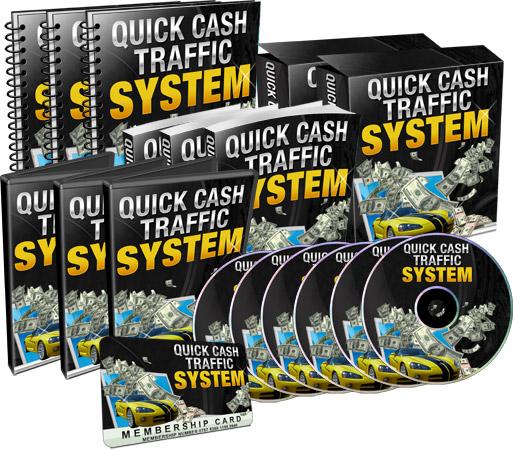 Quick Cash Traffic System